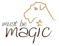 Must Be Magic Airedales Logo